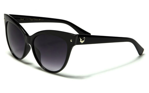 Vintage Cat Eye Sunglasses - The Warhol BLK