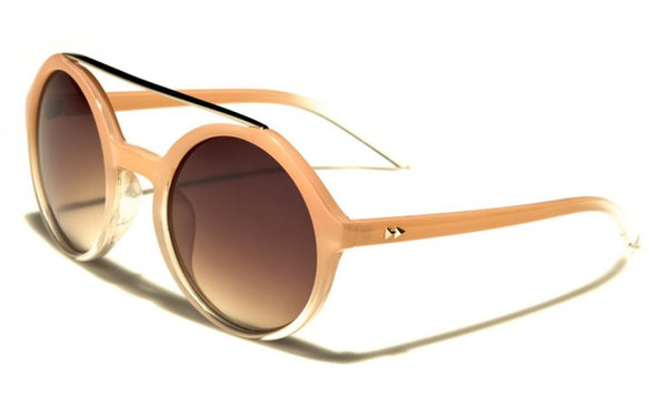 Retro Round Sunglasses -The Farrah NU
