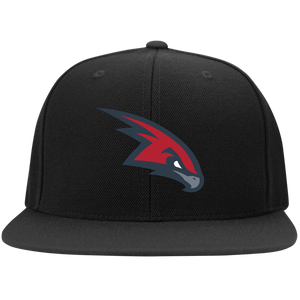 Redhawks Flat Bill High-Profile Snapback Hat