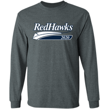 Load image into Gallery viewer, Red Hawks 2020 Special  LS Ultra Cotton T-Shirt