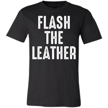 Load image into Gallery viewer, Flash the Leather Youth Jersey Short Sleeve T-Shirt