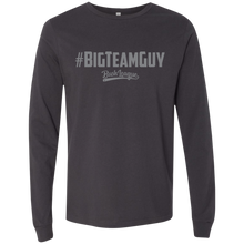 Load image into Gallery viewer, #BigTeamGuy  Men's Jersey LS T-Shirt