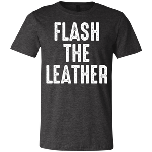 Flash the Leather Youth Jersey Short Sleeve T-Shirt