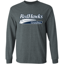 Load image into Gallery viewer, RedHawks Grandma LS Ultra Cotton T-Shirt