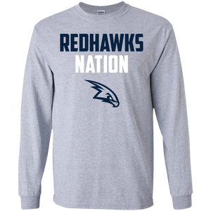 RedHawks Nation Special Youth LS T-Shirt