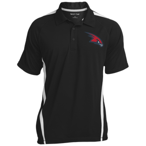 Redhawks Men's Colorblock 3-Button Polo