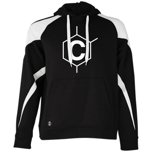 C2 (un)disc2overed Mens Colorblock Hoodie