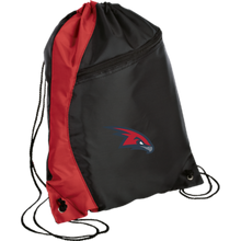 Load image into Gallery viewer, Redhawks Colorblock Cinch Pack