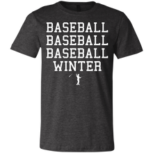 Load image into Gallery viewer, Seasons of Baseball Youth Jersey Short Sleeve T-Shirt