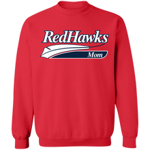 Load image into Gallery viewer, RedHawks Mom Special Crewneck Pullover Sweatshirt