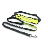 Hands Free Bungee Dog Leash