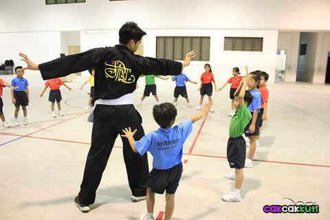 Silat Workshop