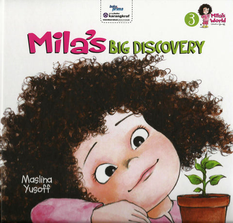 B2003 - Mila's World Book 3: Mila's Big Discovery