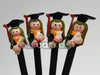 X001 - Graduation Pens (Pack of 5 Girl Pens)