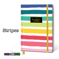 The Teacher Planner (Stripes)
