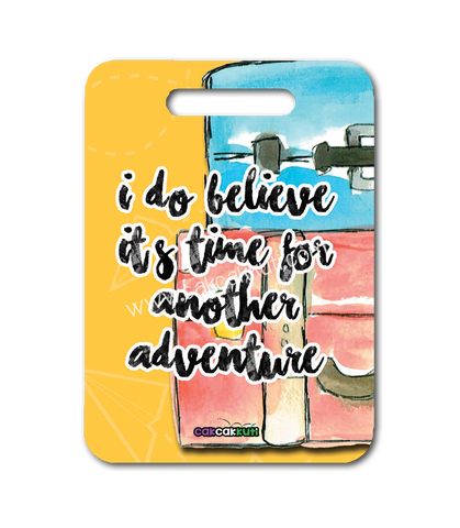 LW2002 - Wanderlust Series Bag Tag *Exclusive!