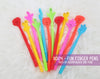 X004 - Fun Finger Pens (Pack of 12 Pens)