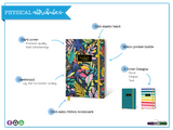 The Teacher Planner (Floral)