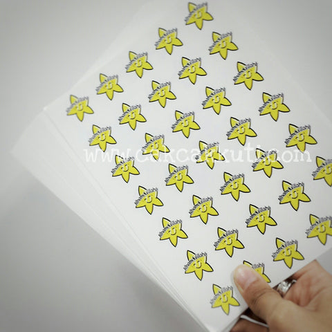 F3003 - Fasting Chart Reward Stickers (a la carte)