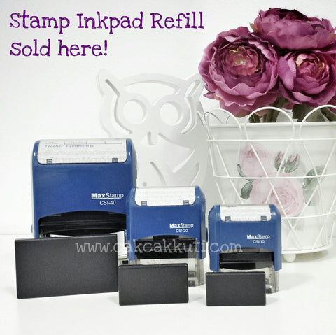 S3001 - Stamp Inkpad Refill