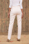 Nathni Fitted Pants