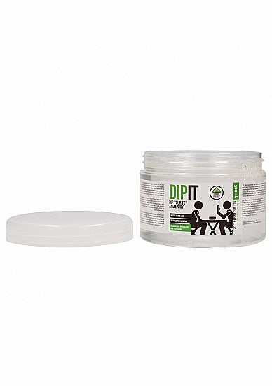 Fist It Dip It Dip Your Toy And Enjoy Water Based Lubricant 500 ml / 16.9 fl oz