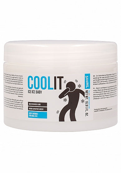 Fist It - Cool It - Ice Ice Baby - 500 ml