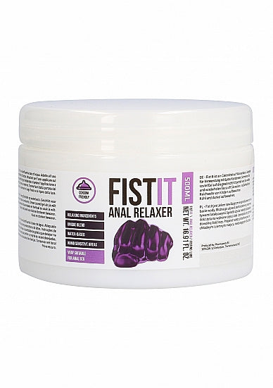 Fist It Anal Relaxer Lubricant 500 ml / 16.9 fl oz