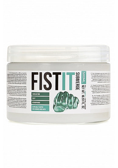 Fist It Submerge Petroleum Jelly 500 ml / 16.9 fl oz
