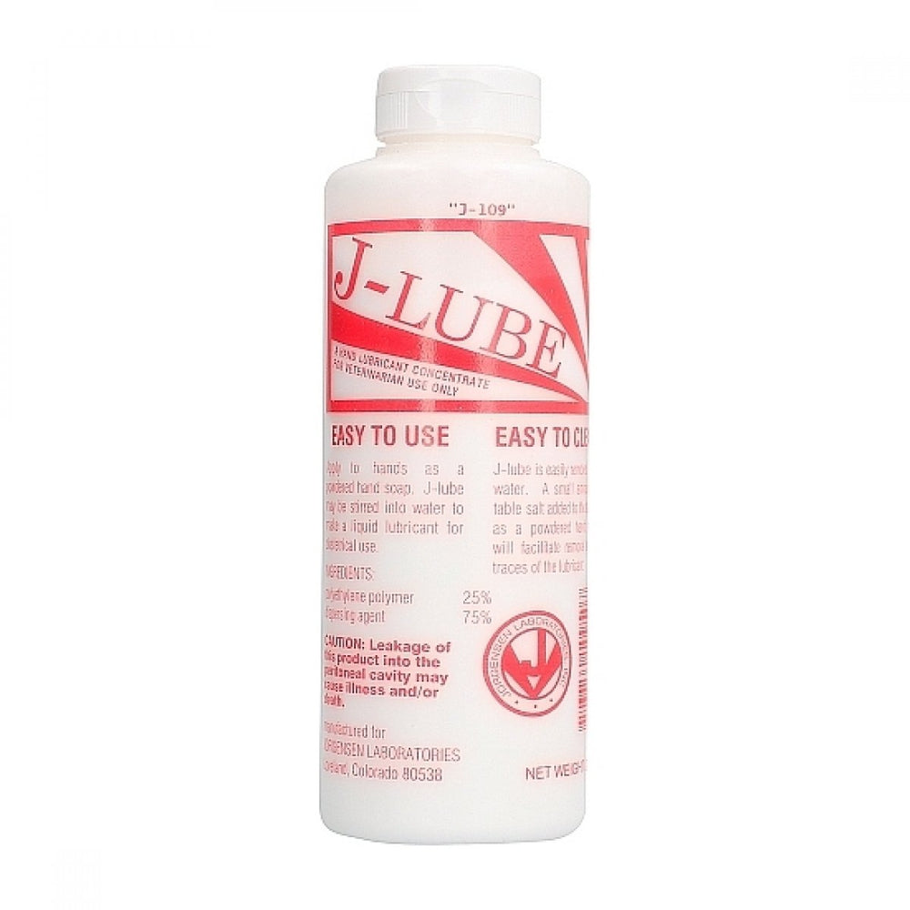 J Lube Powder White 284g
