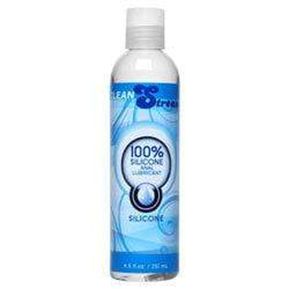 Clean Stream 100 Percent Silicone Anal Lubricant 250ml - The Condom People