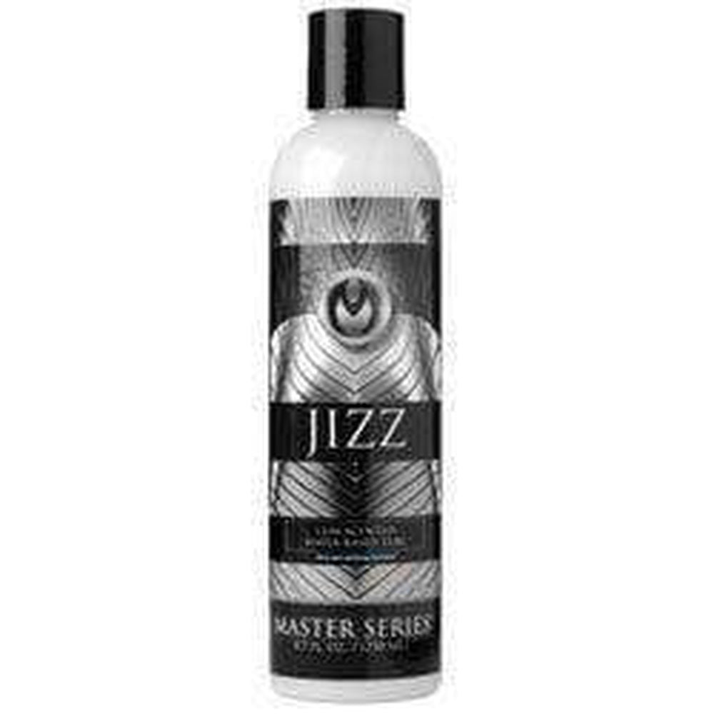 Master Series Jizz Scented Water Based Lubricant 250 ml / 8.45 fl oz - The Condom People