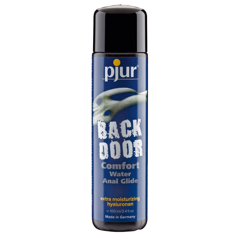 Pjur Back Door Comfort Glide Waterbased Lubricant 100 ml / 3.38 fl oz - The Condom People