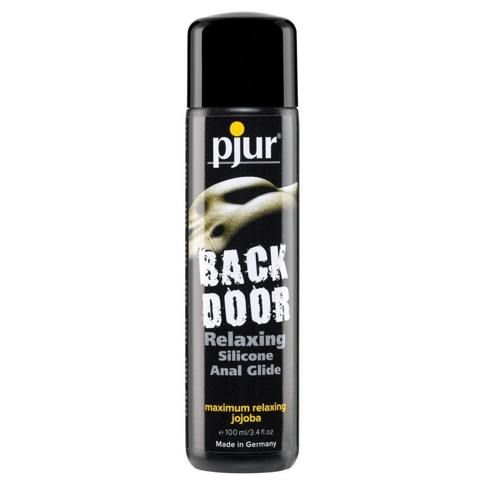 Pjur Backdoor Relaxing Lubricant 100 ml / 3.38 fl oz - The Condom People
