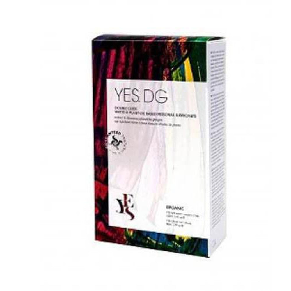 YES Double Glide Natural Lubricant Combo Pack 80 ml / 2.7 fl oz - The Condom People