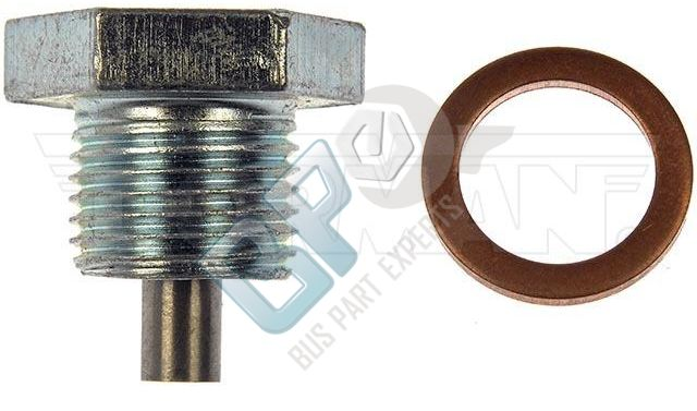 090-177 INTERNATIONAL ENGINE OIL DRAIN PLUG - 10 PACK - buspartexperts.com