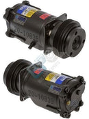 20-10839 COMPRESSOR A6 5 1/2in PV6 12V 10:00 PAG METRIC THREAD - buspartexperts.com
