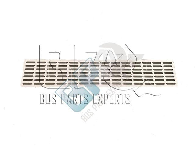 40031002 RIFLED AIR CONDITIONING BH20 REAR EVAPORATOR GRILL - ONLY - buspartexperts.com