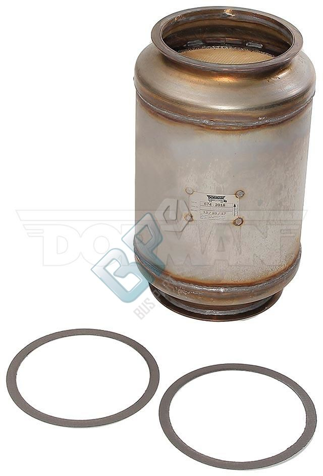 674-2018 INTERNATIONAL DIESEL PARTICULATE FILTER - buspartexperts.com