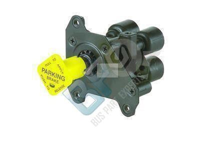 801315 BENDIX PARKING BRAKE VALVE - buspartexperts.com