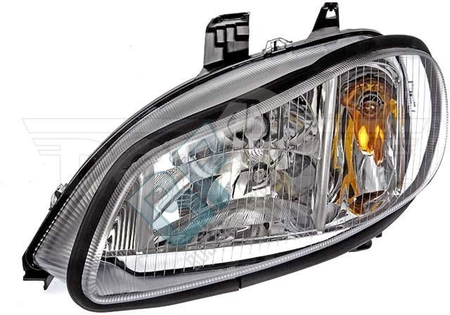 888-5204 FREIGHTLINER HEADLAMP ASSEMBLY LEFT SIDE - buspartexperts.com