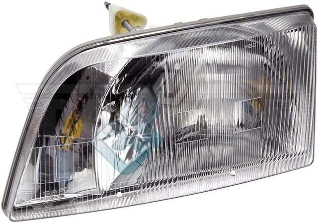 888-5508 BLUEBIRD HEADLIGHT ASSEMBLY LEFT SIDE - buspartexperts.com