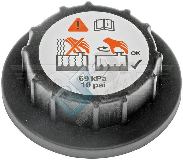 902-5101 INTERNATIONAL ENGINE COOLANT RESERVOIR CAP - buspartexperts.com