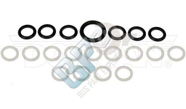 904-7926 INTERNATIONAL FUEL INJECTOR O'RING KIT - buspartexperts.com