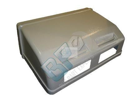 E10-000       EVAPORATOR COVER RE11 RIFLED AIR - buspartexperts.com
