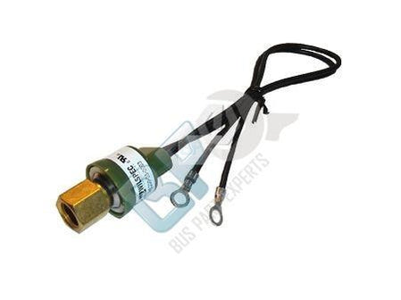 PS-001             HIGH PRESSURE SWITCH - RIFLED AIR CONDITIONING - buspartexperts.com