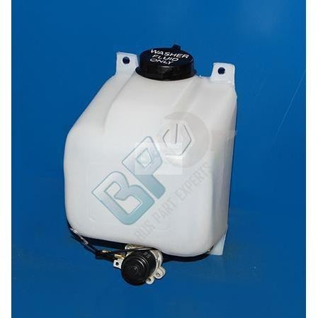 TBB 25025377 WINDSHIELD WASHER RESERVOIR W/PUMP - buspartexperts.com