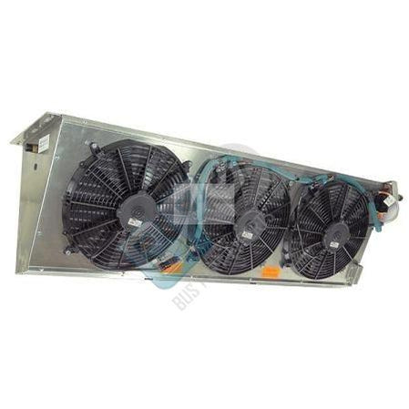 301387-03      CONDENSER 3 FAN HIGH LONG BLACK SCREEN FLUSH MOUNT FANS SEALED CONNECTOR - buspartexperts.com