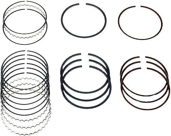 Piston Ring Set Standard Suzuki Samurai Sidekick Swift-0
