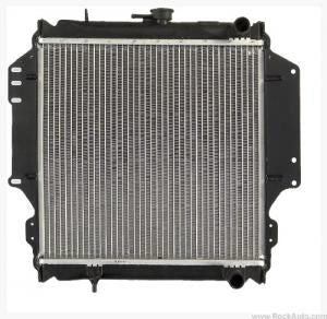 New Replacement Radiator for Suzuki Samurai 86-95-20128